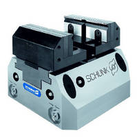 Pneumatic Vise achieves repeat accuracy up to 0.01 mm.