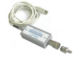 USB Power Sensor features 75 ohm impedance.