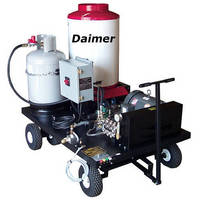 Butane High Pressure Washers offer gum removal capability.
