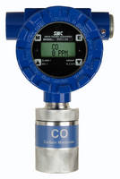 Two-Wire CO Gas Sensor supports non-intrusive calibration.
