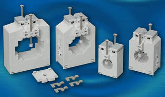 Solid Core Current Transformers are application-oriented.