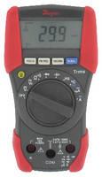 Digital Multimeter includes True RMS function.