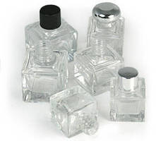 Flint Glass Bottles suit cosmetic and personal care products.
