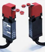 Safety Interlock Door Switches have slim, 17 mm wide design.
