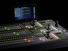Multi-Format Video Switcher handles complex productions.