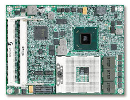 COM Express Module supports Intel Core i7/i5 processors.