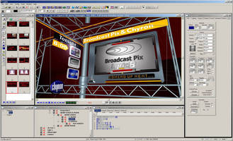 Broadcast Pix Adds Chyron's Lyric PRO 8 Software to Granite Live Production Systems