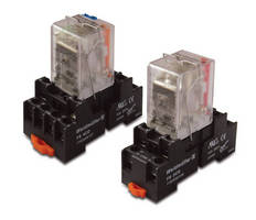 Miniature Power Relay suits industrial and commercial use.