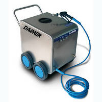 Portable Pressure Washers offer high temperature cleaning.