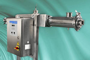UV Disinfection System suits low flow pharmaceutical applications.