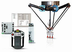 Packaging System supports pick-and-place and palletizing.