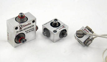 Triaxial Accelerometers Provide Accurate, Repeatable Measurements in Noisy Industrial Environments