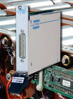 PXI Battery Simulator provides programmable output resistance.