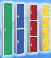 Lockers for Wet Environments provide safe, secure storage.