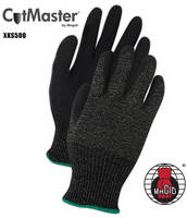 Cut-Resistant Gloves incorporate palm coating to enhance grip.