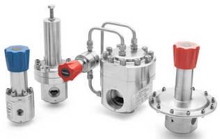 RHPS Series Regulators Now Available from Swagelok