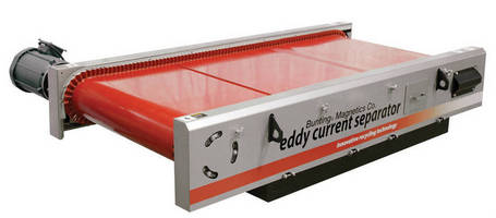 Eddy Current Separator is built for efficiency, versatility.