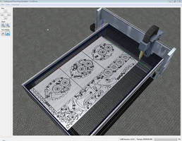 CAD/CAM Software aids sheet metal and profile cutting/punching.