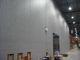 Southland Equipment Service, Inc. is Proud to Carry and Install the Softwall Partition Solving by Soper, Solving Dirt & Dust Problem at Beverage Packaging Company