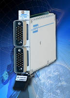 PXI RF Switch targets military ATE systems.