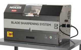 Maxcess Unveils Blade Sharpening System for Tidland Customers
