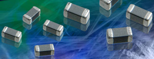 Monolithic Ceramic Capacitors withstand mechanical stress.