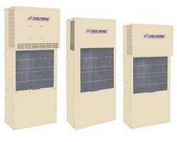 NEMA 4/4X Air Conditioners keep enclosures cool and dry.
