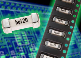 Size 3812 Medium-Blow Fuses serve higher current applications.