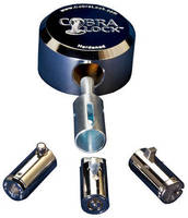 Locking Systems International Awarded U.S. Patent on Its Universal PUCK Padlock(TM)