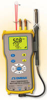 Handheld Temperature/Relative Humidity/Infrared/Thermocouple Meter with Wireless Temperature/RH Probe Option
