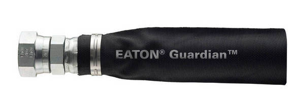Hydraulic Hose Sleeve features ultra-tight, 6-weave construction.