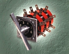 Switches handle up to 3,000 A.