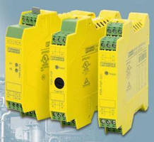 SIL-Rated Relays are designed for process safety.