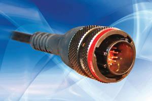Circular Connector tolerates harsh environmental conditions.