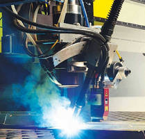 Laser Vision Seam Tracking System supports automated welding.