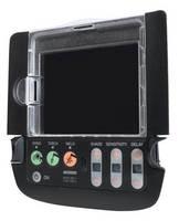 Auto-Darkening Filter provides one-touch digital controls.