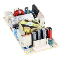 Open-Frame AC-DC Power Supplies suit medical and IT equipment.
