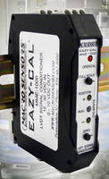 LVDT Signal Conditioners include 4-20 mA output model.