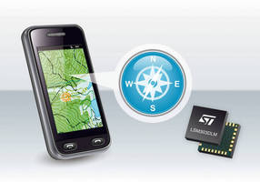 Motion and Magnetic Sensing Module targets mobile compassing applications.
