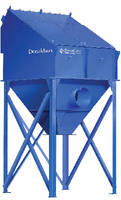 Filter Packs replace bags in dust control units.