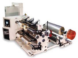 Duplex Slitter/Rewinder Ideal for Metalized Films and Foils