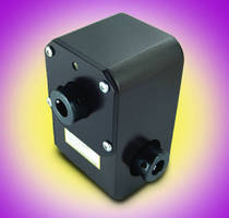 Right Angle Helical Gear Drives offer left or right hand rotation.