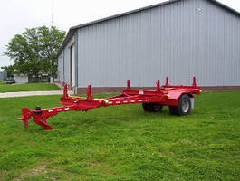 Hydraulic Trailer Jacks offer lift heights of 26 or 29 in.