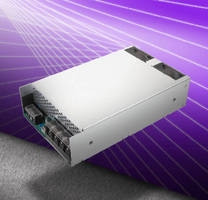 AC-DC Power Supplies deliver 1,000 Watts.