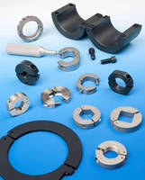 Hinged Shaft Collars are custom made to OEM requirements.