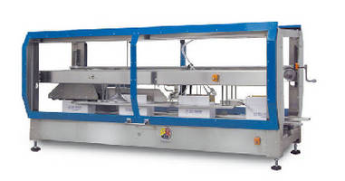 Case Sealer offers green alternative to traditional units.