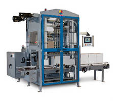 Partition Opener/Inserter offers tool-free changeover.
