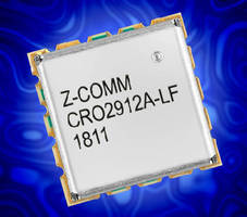 Low Phase Noise VCO targets digital radio applications.