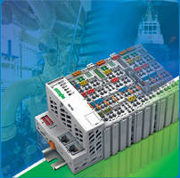J1939 Interface Function Block facilitates engine monitoring.