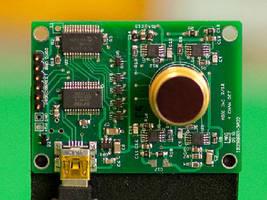 Lead Selenide Position Detectors track IR sources.